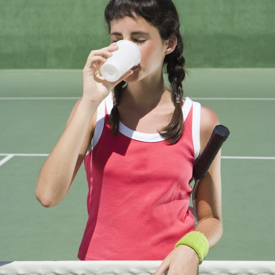 The drink you choose after a workout can help you recover faster.