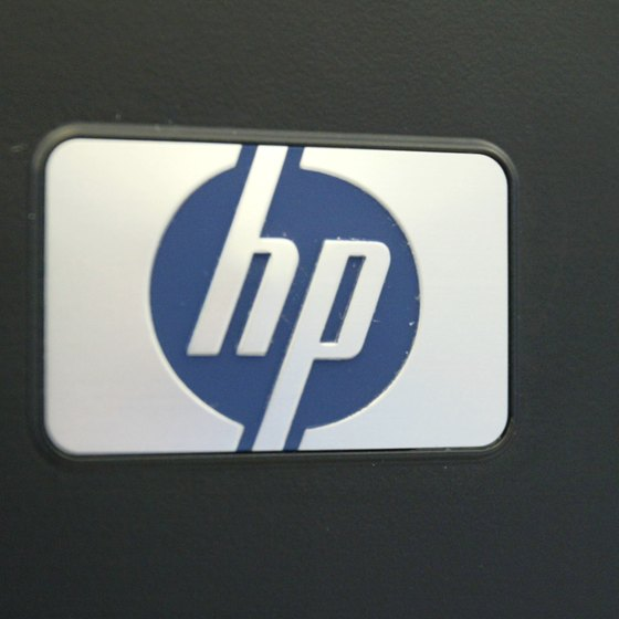 Tray 1 forms the default output source for many HP printers.