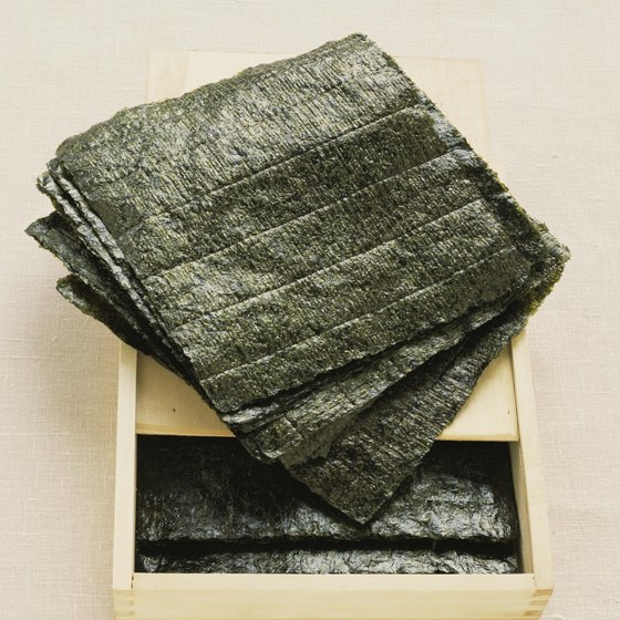 Flavorful nori offers versatility and immune benefits.