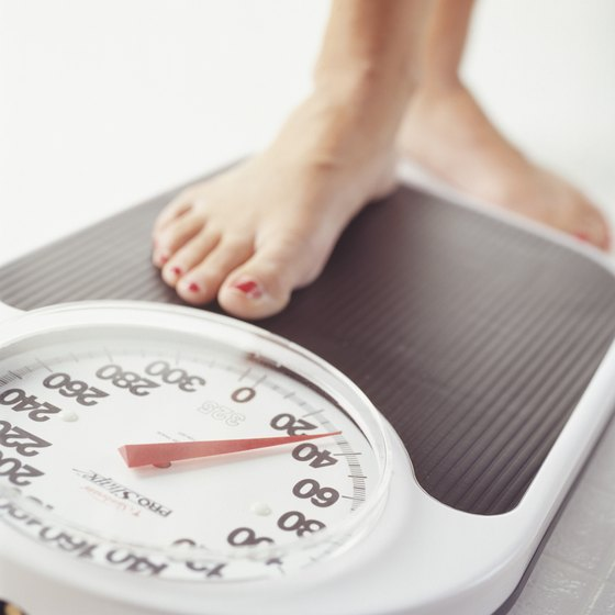 Fad diets may not help keep excess weight off for long periods of time.