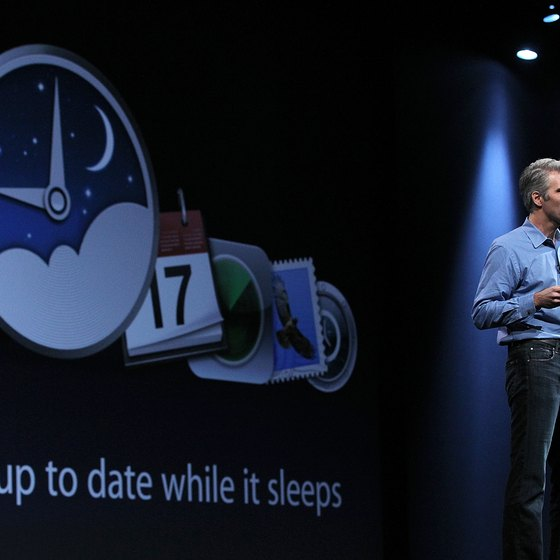 iCal is one of many bundled apps with Mac OS X.