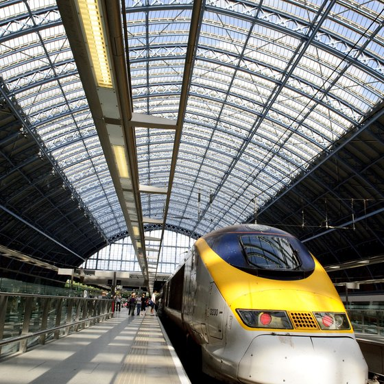 Rail Europe passholders enjoy discounted Eurostar travel.