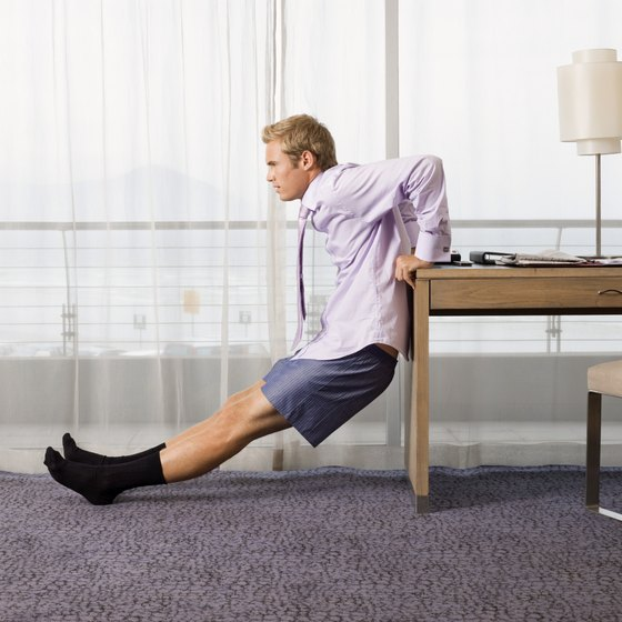 Get out of your chair periodically to keep energy high throughout the day.
