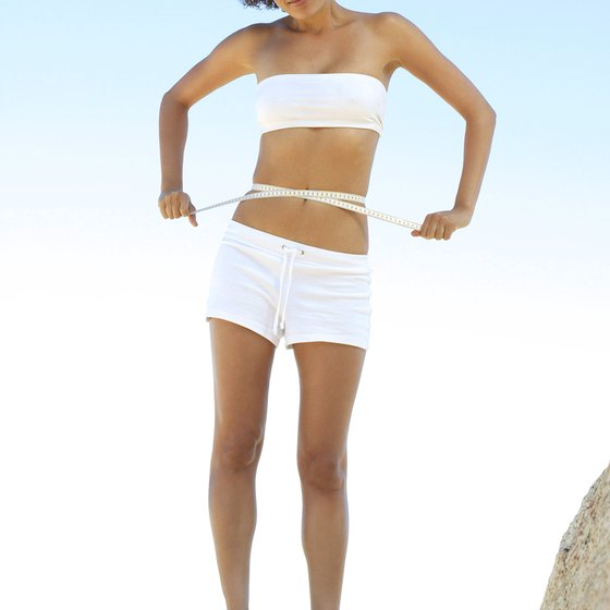 Losing weight may improve your confidence in athletic endeavors.