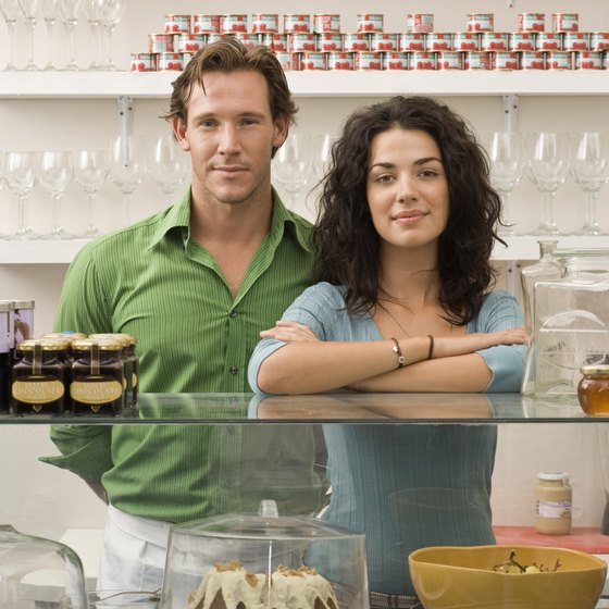 Opening a cafe bakery is a money-making idea that is in demand.