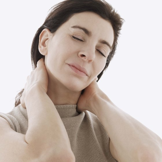Occipital exercises can often relieve neck tension.