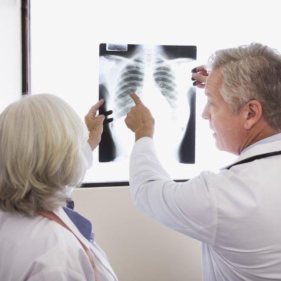 What Are the Symptoms at the End Stage of Lung Cancer