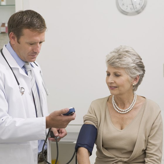 Regular checkups help your doctor watch for problems.