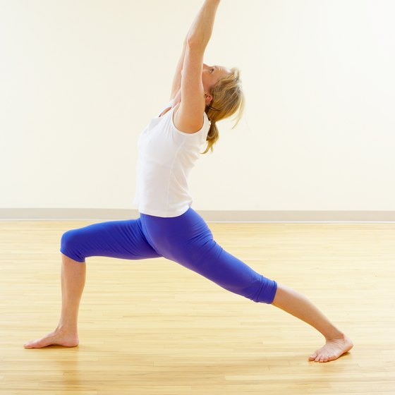Lunges can help you achieve a shapelier bottom.