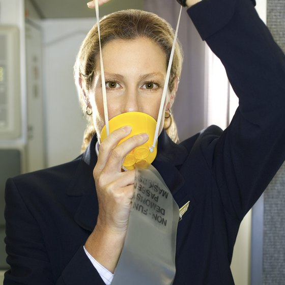 Air mask procedures on a plane may be boring, but they could save your life.
