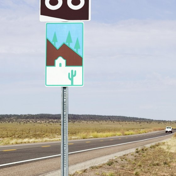 Hit the open road and find Americana aplenty on old Route 66.