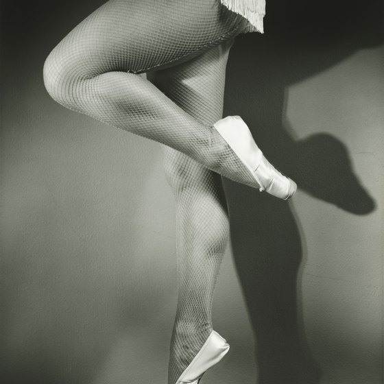 Ballet exercises mimic daily activities, such as reaching, catching your balance, and stair climbing.