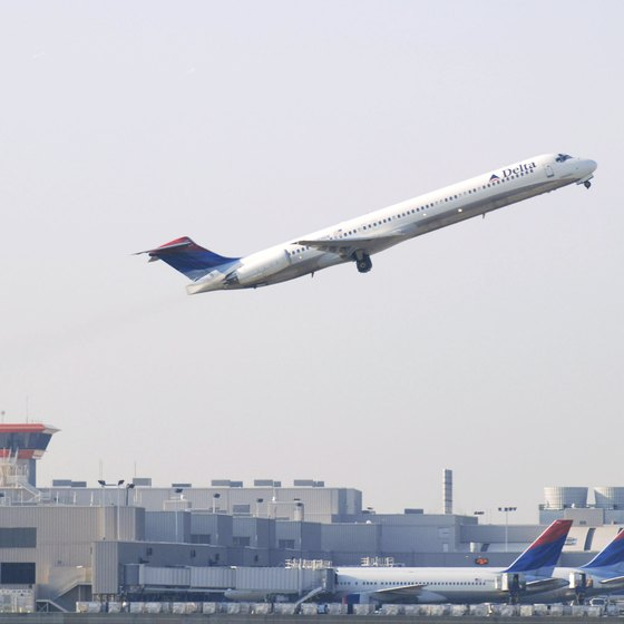 Delta Airlines offers daily flights between Augusta and Atlanta.