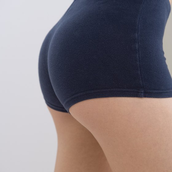 A combination of targeted strength training exercises will help you get a bigger butt.