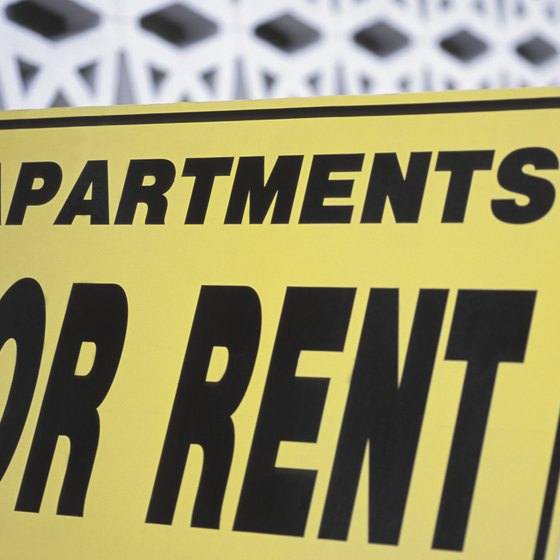 Putting out a sign for an apartment community doesn't always attract renters.
