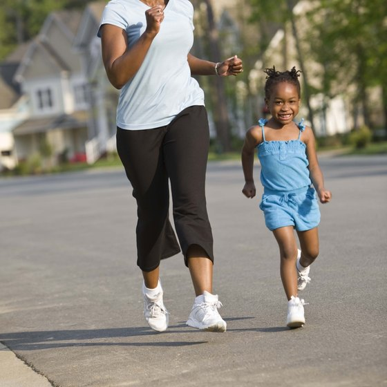 Get kids into the exercise habit early.