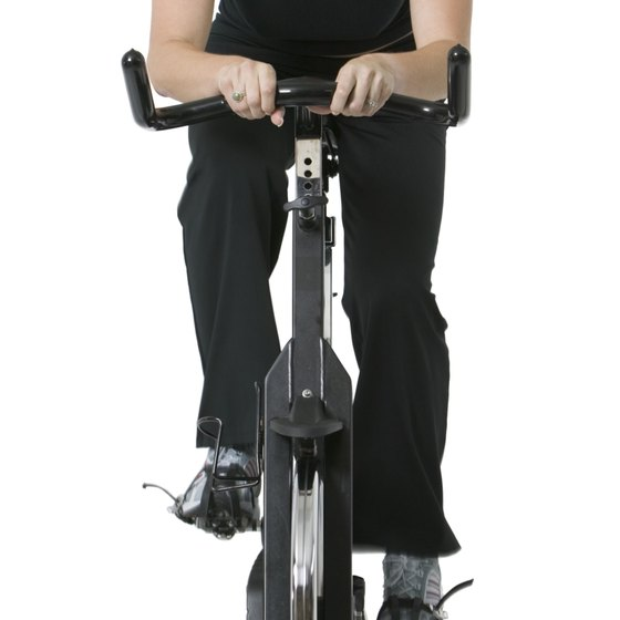 Upright exercise bikes are good for low-impact rehabilitation and every day training.