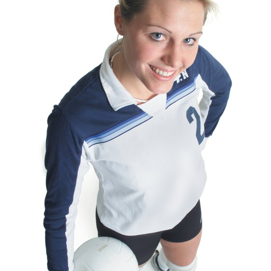 Improving endurance will improve your performance on the volleyball court.
