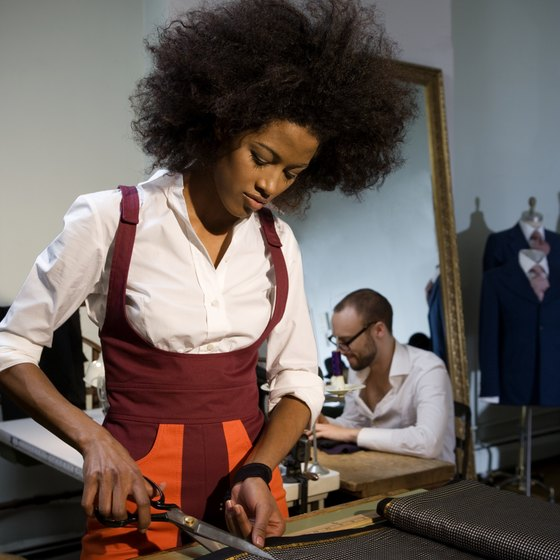 Starting your fashion design company involves careful money management and brand building.