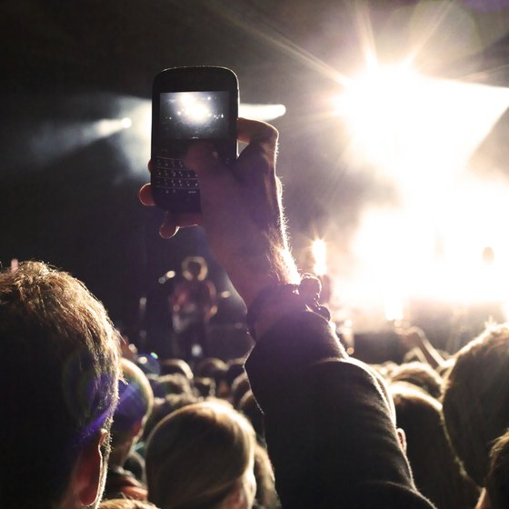 A creative sales approach can encourage concert-goers to buy more merchandise.