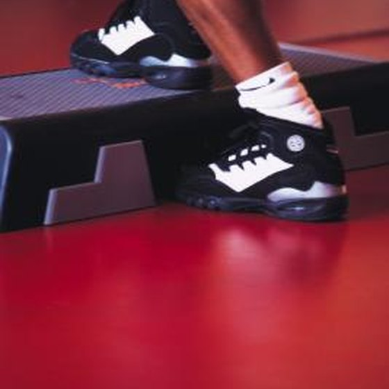 Aerobic Step Up Boxes: How To Make Step Boxes For Exercise