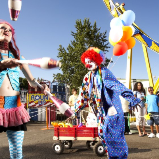 Amusement park employees might not be entitled to overtime wages.