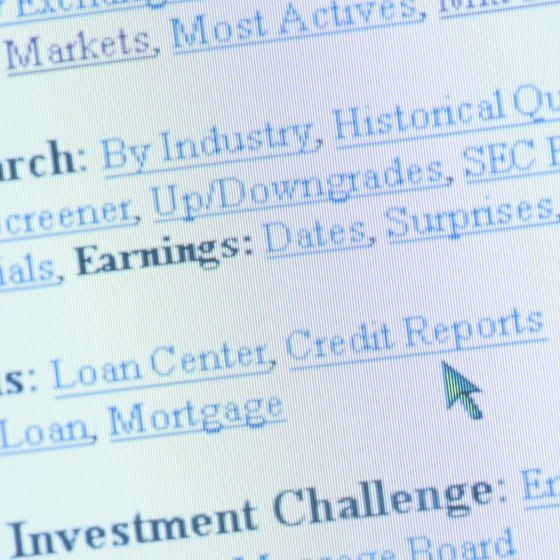 Collateral for small-business loans may include personal assets.