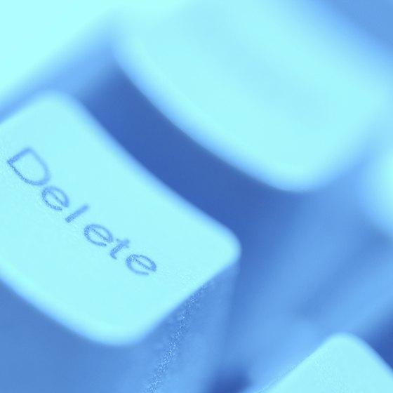 Work efficiently by deleting unnecessary desktop folders.
