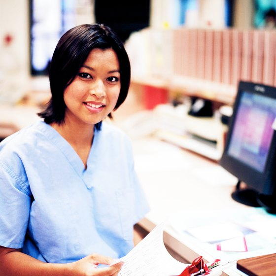 Be dressed for success in your role as a medical assistant.