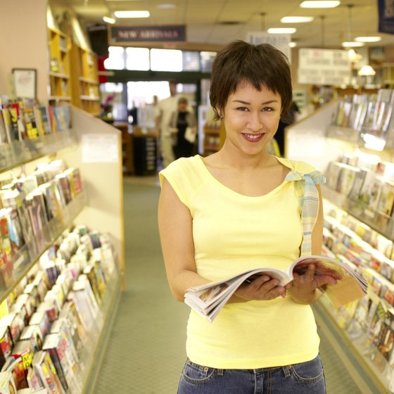Magazines and newspapers offer advertisers a choice of different audiences.