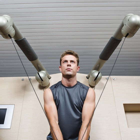 Working your upper torso can benefit your entire body.