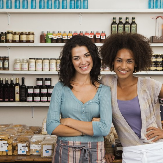 Small businesses can maximize market impact by targeting consumers at two economic levels.