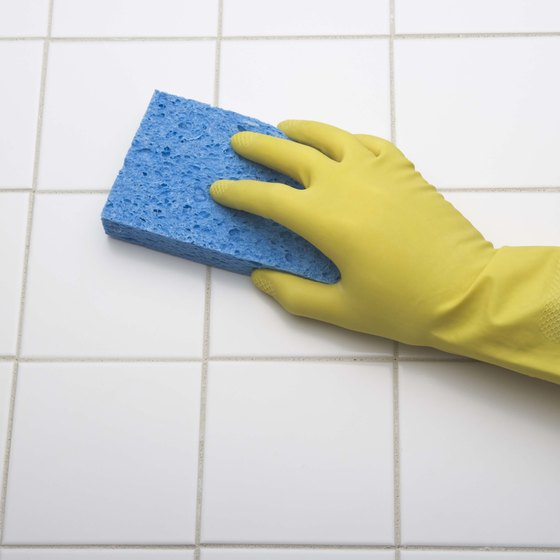 Cleaning reduces the spread of germs.