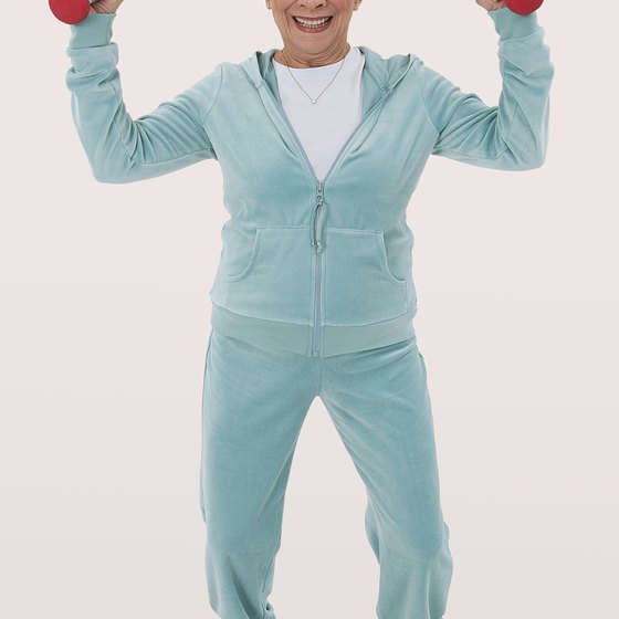 Resistance exercise builds strength and helps you remain independent as you age.