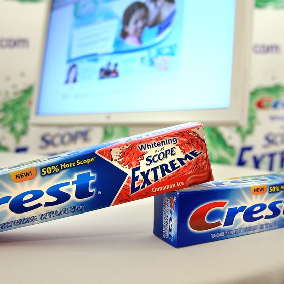 Crest Plus Scope is an example of co-branding, a recent marketing trend.