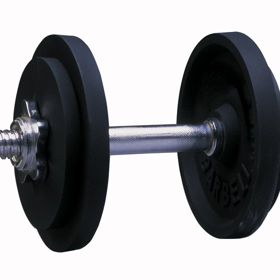Lifting weights helps reverse muscle loss.