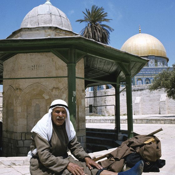 Jerusalem is home to numerous religious sites.