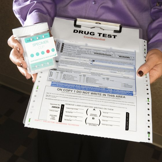 Drug testing is a common contingent assessment method.