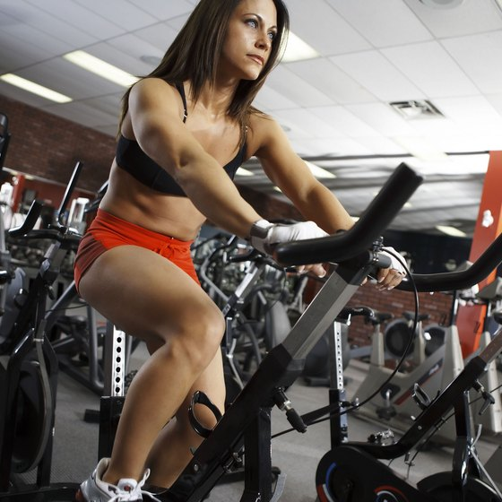The bicycle is a solid exercise choice for weight loss.