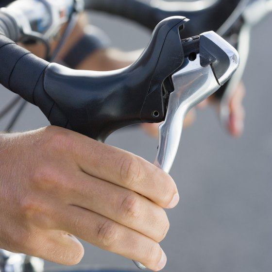 Good brakes are an important part of bicycle safety.