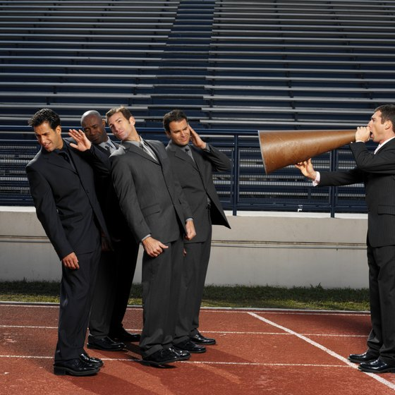 A good sports marketing plan involves a lot more than shouting at your customers.