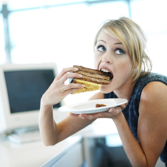 The guilt of cake can derail many a budding diet.