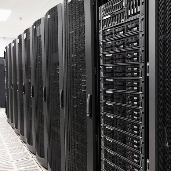 Mainframes are designed to rapidly process and transfer large amounts of data.
