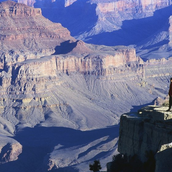 A steam train ride to the Grand Canyon will deposit you steps from the South Rim.