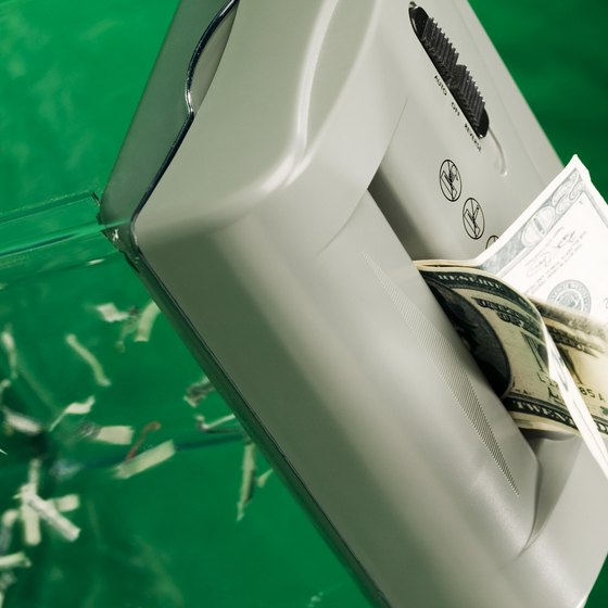 Paper shredders need basic maintenance to run at optimal levels.