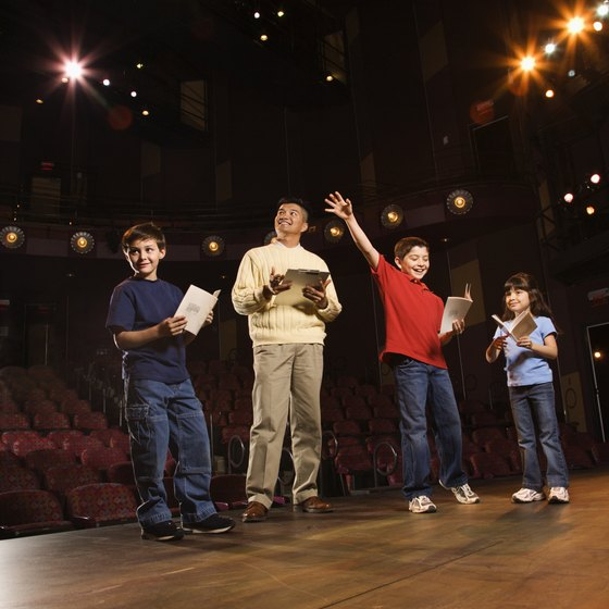 No matter how well rehearsed or produced, a theater still needs to promote shows in order to succeed.
