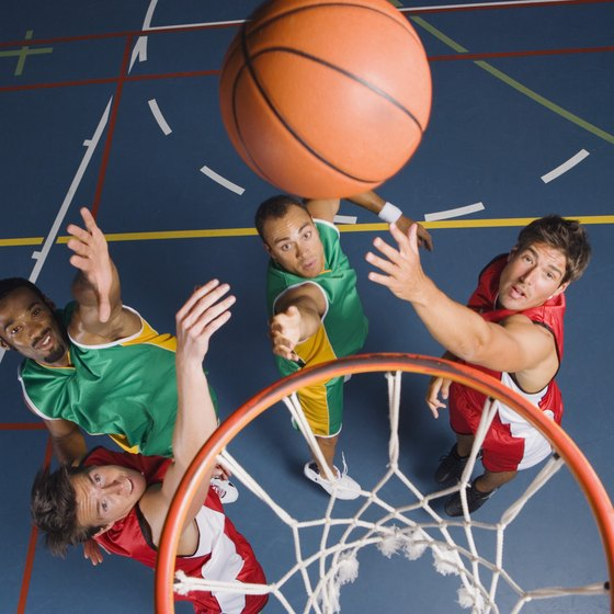 Basketball can provide a strong cardiovascular workout.