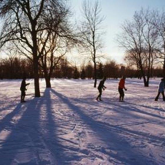 Skiing At Black River Falls Wisconsin Getaway Usa