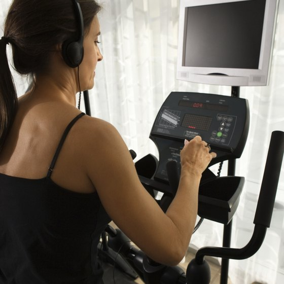 Most ellipticals have the same basic settings, which allow you to control workout intensity.