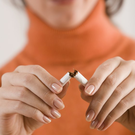 Losing weight after you stop smoking can be an ongoing challenge.